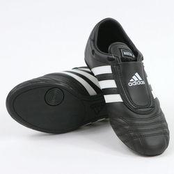 Обувь для тхэквондо Adidas степки AdiLux (JWF2004, черные)
