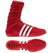 Обувь для бокса Adidas боксерки Adipower boxing (G62678, красные)