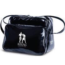 Сумка через плече Green Hill з логотипом Boxing (SB-6451b, чорна)
