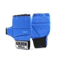 Шингарты Green Hill из натуральной кожи (CFBM-2077, синие)