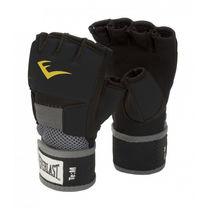 Гелевые перчатки Evergel Everlast Hand Wraps (4355-bk, черные)