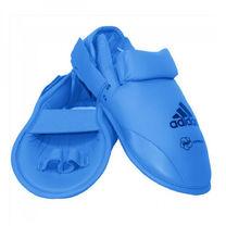 Захист підйому стопи Adidas фути для карате з акредитацією WKF (661.50Z, сині)