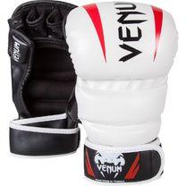 Рукопашні рукавиці Elite білі Venum