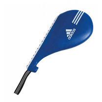 Ракетка для тхэквондо Adidas двойная (JWH2030, синяя)