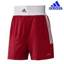 Шорти боксерські Adidas Classic (X12345, червоні)