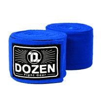 Боксерские бинты эластичные Dozen Monochrome Ultra-elastic Hand Wraps  (216252489, Синий)