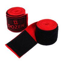 Боксерские бинты полуэластичные Dozen Monochrome Semi-elastic Hand Wraps Total  (218277304, Красный)