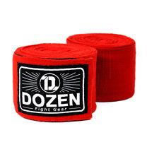 Боксерские бинты эластичные Dozen Monochrome Ultra-elastic Hand Wraps  (216247650, Красный)