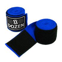 Боксерские бинты полуэластичные Dozen Monochrome Semi-elastic Hand Wraps  (216246754, Синий)