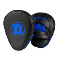 Лапы Dozen Monochrome Training Focus Mitts (пара) (223620130, Черный)
