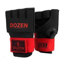 Быстрые бинты Dozen Prime Gel Inner Speed Wraps Red (231289611, черно-красные)