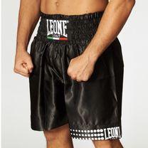 Шорты боксерские Leone Boxing Black (500159, черный)
