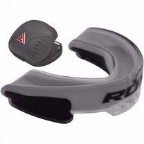 Капа боксерська RDX GEL 3D Elite Grey