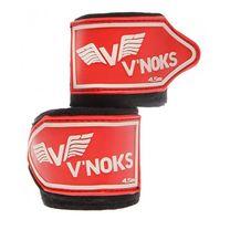 Бинти боксерські V Noks 4,5m Black