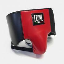 Профессиональная защита паха Leone Shell Pro (500125, Красный)