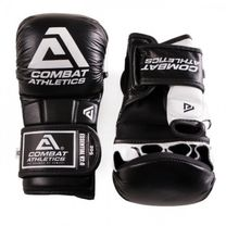 Перчатки MMA Tatami Combat Atletics Pro Series V2 Sparring Gloves  (ca-proV2-6oz-spa, Черный)