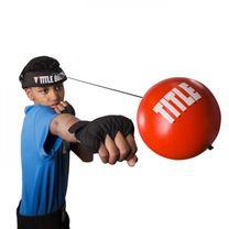 Тренажер для бокса TITLE Boxing Reflex Ball (PPHN)