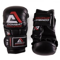 Перчатки MMA Tatami Combat Atletics Essential V2 Sparring Gloves (ca-essV2-8oz-spa, Черный)