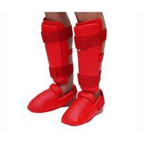 Защита голени (Щитки) FirePower (FPNN-R, красные)