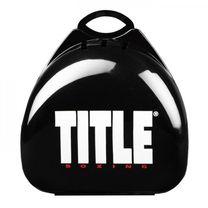 Коробка для капы TITLE Boxing Deluxe (Title-MPCD, черная)
