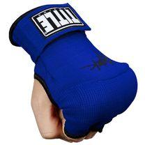 Бинт-перчатки TITLE Boxing Attack Nitro Speed Wraps (Title-ASPWR2-BL-BK, Синий)