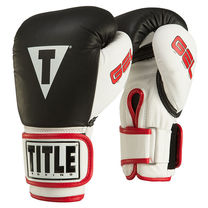 Снарядные перчатки TITLE GEL World Bag (Title-GTWBG-BK-W, Черный)