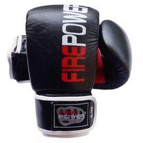 Снарядные перчатки FirePower (FPTG2-BK-R, Черный)