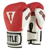 Снарядные перчатки TITLE GEL World Bag (Title-GTWBG-R-W, Красный)
