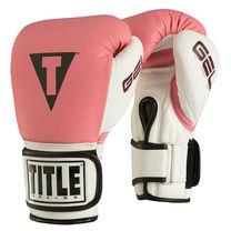 Снарядные перчатки TITLE GEL World Bag (Title-GTWBG-PK-W, Розовый)