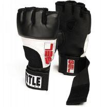 Бинт-перчатки Гелевые TITLE Boxing World Fist Wraps (Title-TGWG, Черный)
