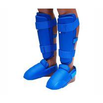 Защита голени (Щитки) FirePower (FPNN-BL, синие)