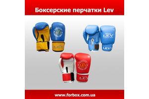 Обзор боксерских перчаток Lev