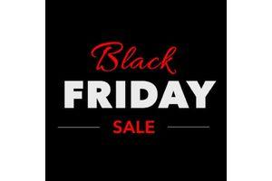 Black Friday - скидки к черной пятнице!