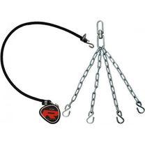 Ланцюги для боксерского мішка з резиновим джгутом RDX