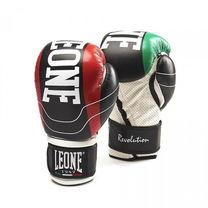 Боксерские перчатки Leone Revolution Black