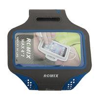 Ультратонкий вологостійкий наручний чохол з сенсорним екраном 4.7 ROMIX (RH18-4.7BL, синій)