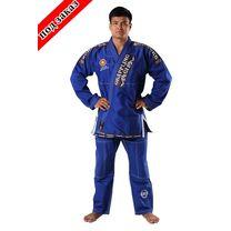 Кимоно для джиу-джитсу Berserk Sport GI Grappling PREMIER blue (GI1131BLU, Синий)