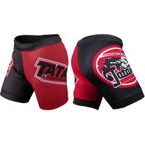 Шорты компрессинные Tatami Gen X Vale Tudo Shorts Red & Black
