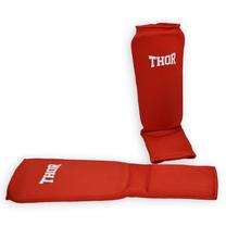 Защита голени и стопы чулочно типа THOR (1104-06-RD, красный)