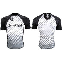 Рашгард Break Point New Rash Guard White