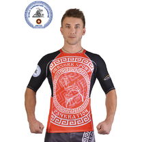 Рашгард for pankration APPROVED WPC red