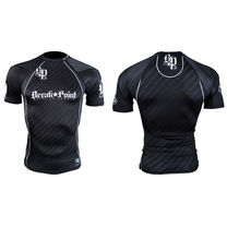 Рашгард Break Point New Rash Guard Black