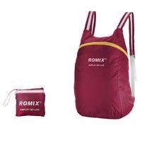 Складной портативный рюкзак ROMIX (RH30R, красный)