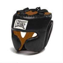 Боксерский шлем Leone Performance Black