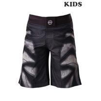 Шорти спортивні Berserk Sport MMA IRON KIDS black (SH7899B, Чорний)