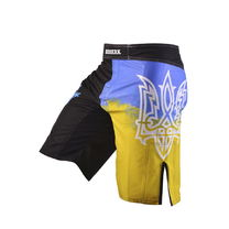Шорты для MMA UKRAINE FIGHTER black