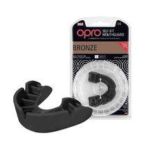 Капа OPRO Bronze (Black, 002184001)