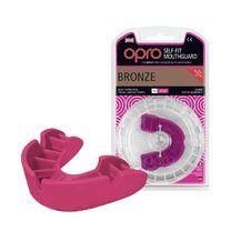 Капа OPRO Bronze (Pink, 002184004)
