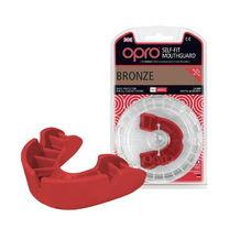 Капа OPRO Bronze (Red, 002184005)