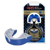 Капа OPRO Gold (Blue/Pearl, 002193002)